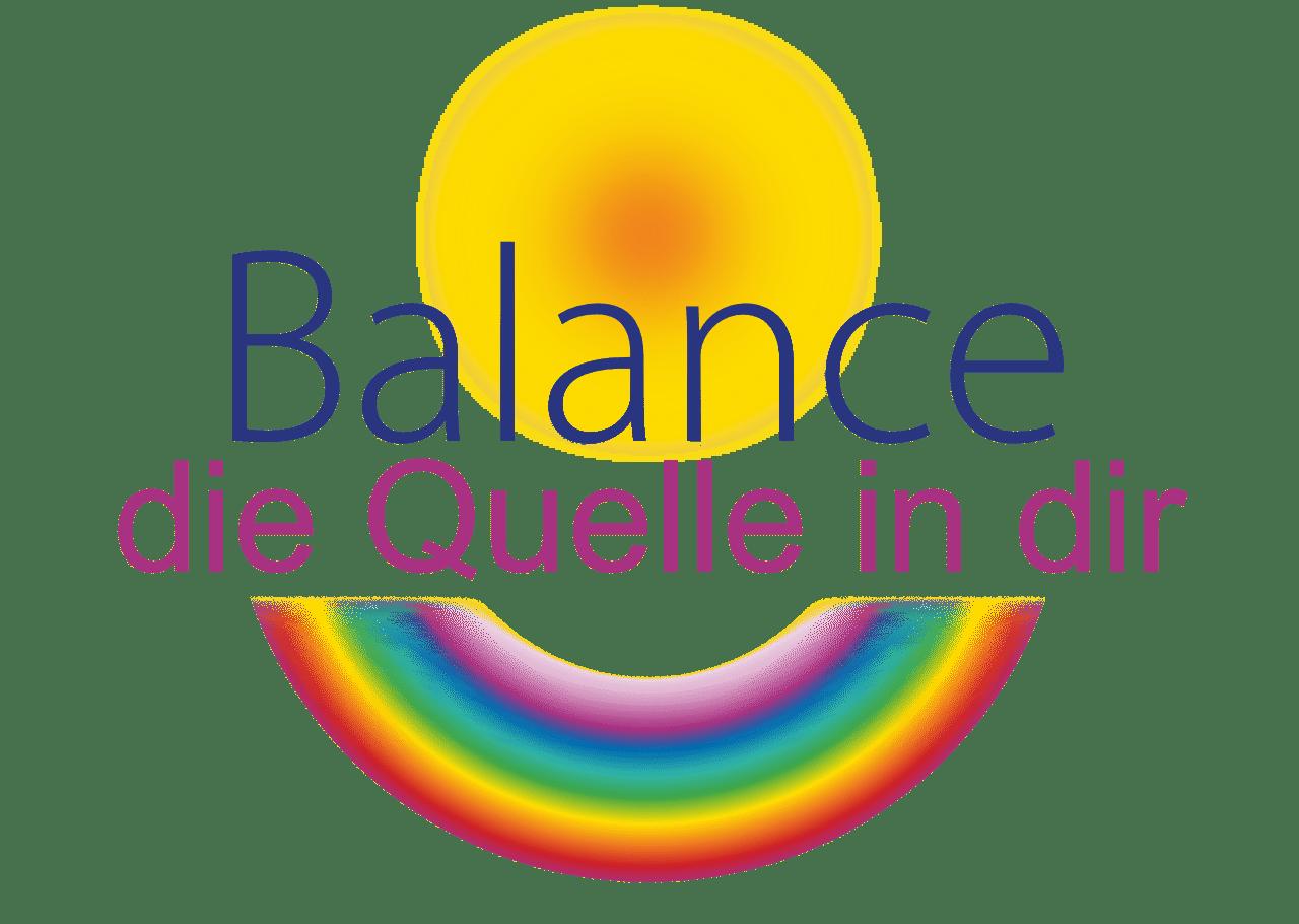 Balance - Die Quelle in dir - Logo